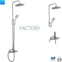 GH-513406-05 we are factory thermostatic shower set mixer valve faucet
