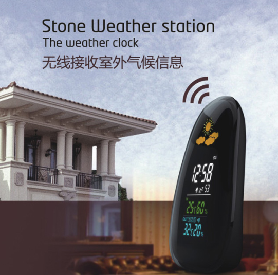 Wholesale Professional rf 433 mhz Weather Station