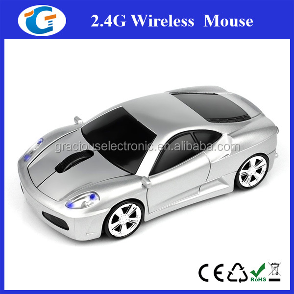 Driver USB optical wireless car mouse