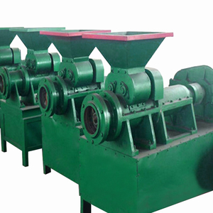 charcoal briquette making machine price cheap High reputation corn cob briquette making machine