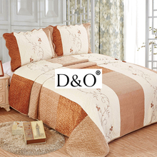wholesale velvet patchwork 3pcs bedding set