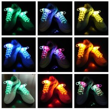 wholesale newest design light up led shoelace for party favor