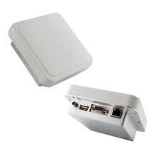 High Performance Integrated UHF RFID Readers Long Range Wiht 6dBi Antenna to Ethernet