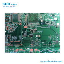 single sided pcb/double sided pcb/multilayer pcb manufacturer