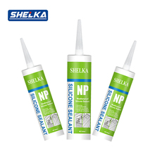 Acid RTV Silicone weather-resistant sealant 300ml Cartridge bonding adhesives