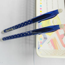 High Quality Erasable Pens Pilot,custome logo erasable pen