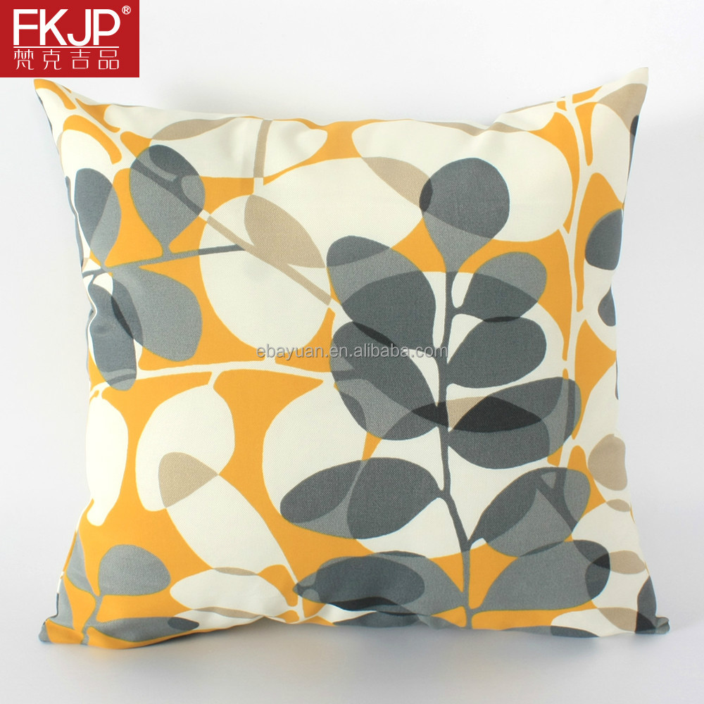 FKJP printed latex pillow thailand wholesale pillow inserts