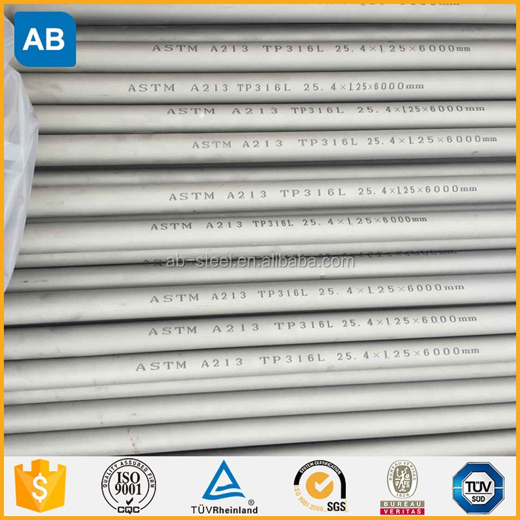 Factory price stainless steel production