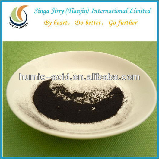 85% Powder Form Sodium Humate