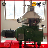 automatic Virgin Coconut Oil Centrifuge Vertical type 3-phase separation