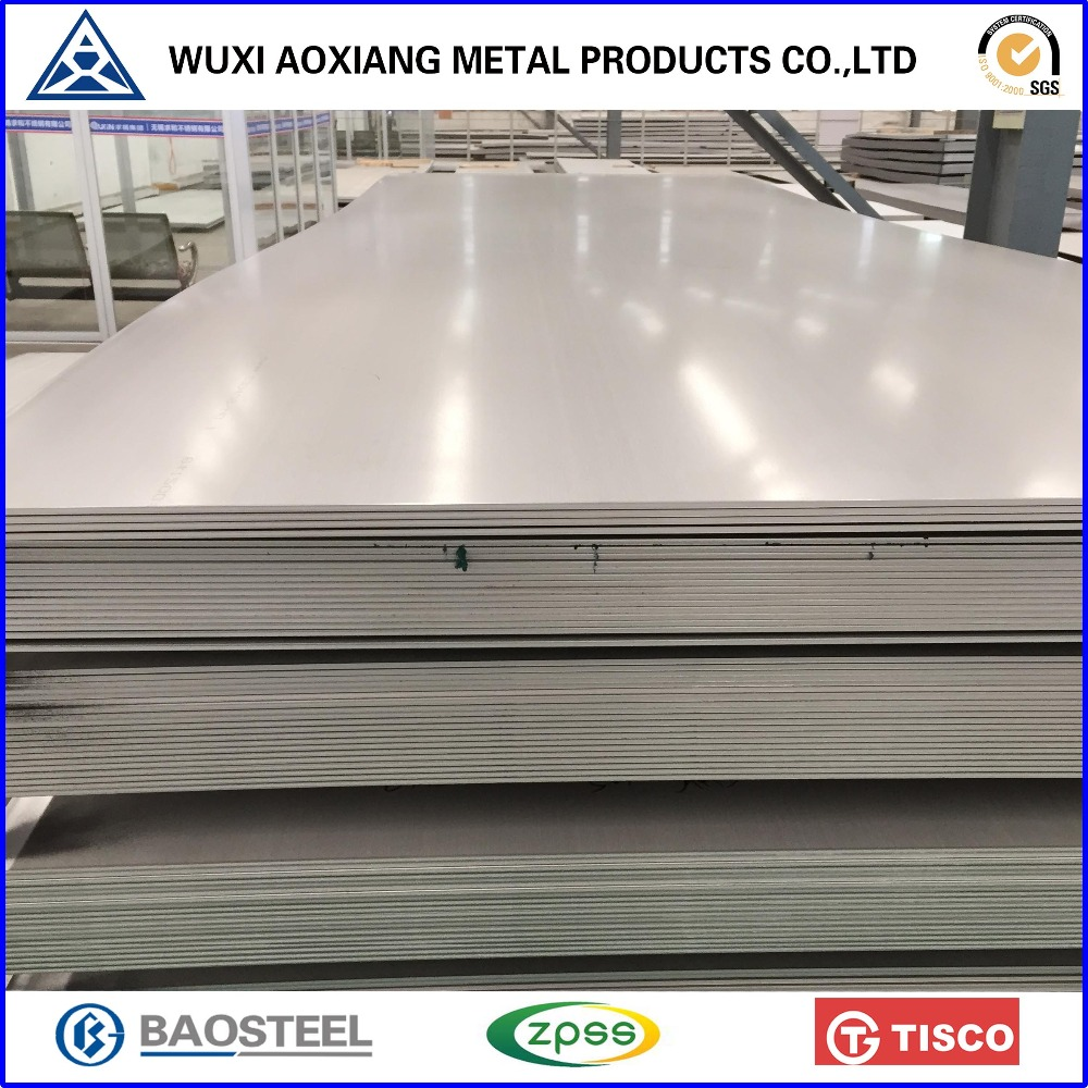 Good Quality ASTM SUS Hard Stainless Steel Sheet/Plate Price 904L 304 316 316L 430