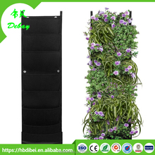 New design decorative fabric vertical garden grow bags