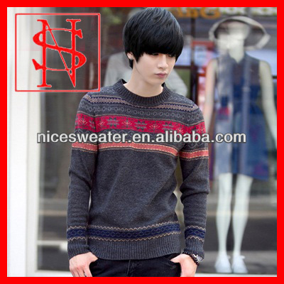 Mens pullover norwegian style knitting patterns for sweaters