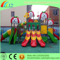 child outdoor playground, LZ-H2250 factory price the names of playground equipment