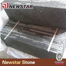 Newstar polished natural basalt stone