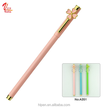 High competitive price decorative bling writing pen,personalized pen