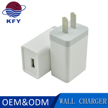 USB travel usb table phone charger 5V 2A wall USB phone power battery Charger with JP CN UK EU US BR Korean Plug