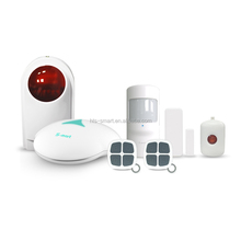 Download APP! google play store WiFi anti theft alarm system & DIY PSTN WIFI alarm system for home security
