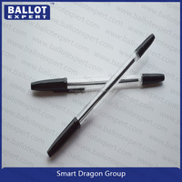 China stationary personalized pen removable ink ball pen Hot Sale