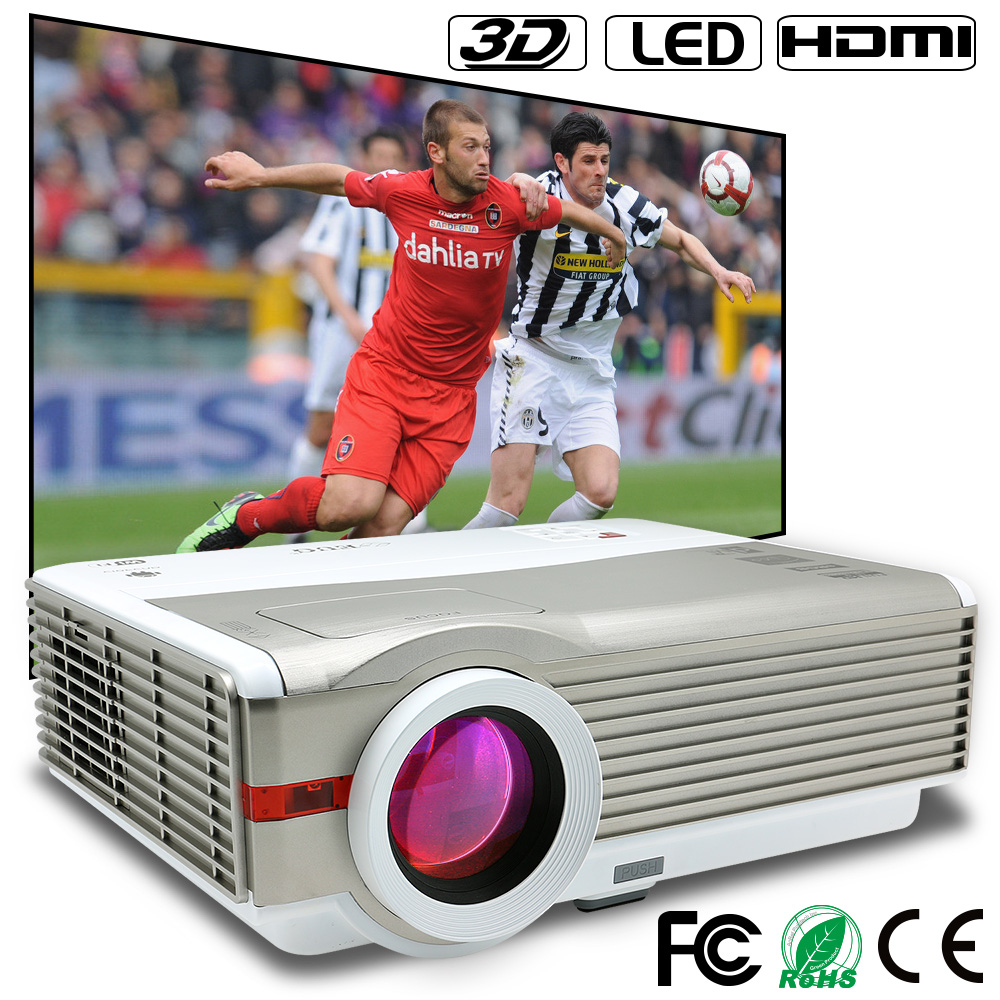 low cost 4200Lumens full hd 3d led beam projector 1080p video