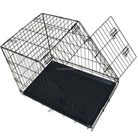 Pet Cage Dog Crate Carrier