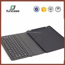 Leather keyboard case 12 inch tablet and tablet metal case for ipad pro