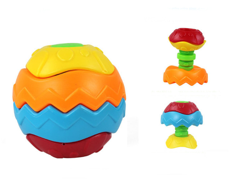 3D Puzzle Ball Preschool Skills Educational First Learning Toy