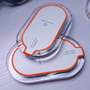 Christmas gift Universal 3 coil Qi Wireless Charger Charging Pad for htc desire 820, wireless charger galaxy s4 mini