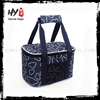 Eco-friendly hot sale recycle shopping bag, cooler bag, nonwoven 6 can cooler bag