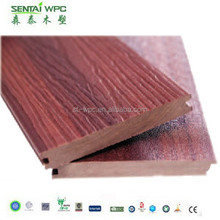 UV-Resistance co-extrusion WPC outdoor deck floor covering