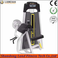 Dual function LD-9030 45 degree Camber Curl gym use equipment