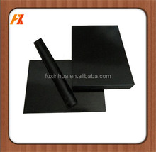 High rigidity black delrin sheet 1mm thickness