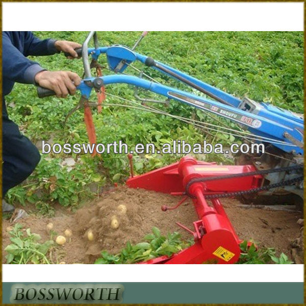 agricultural peanut harvesting equipment