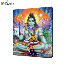 Wholesale art hanging 3d god india wall picture for home decoration