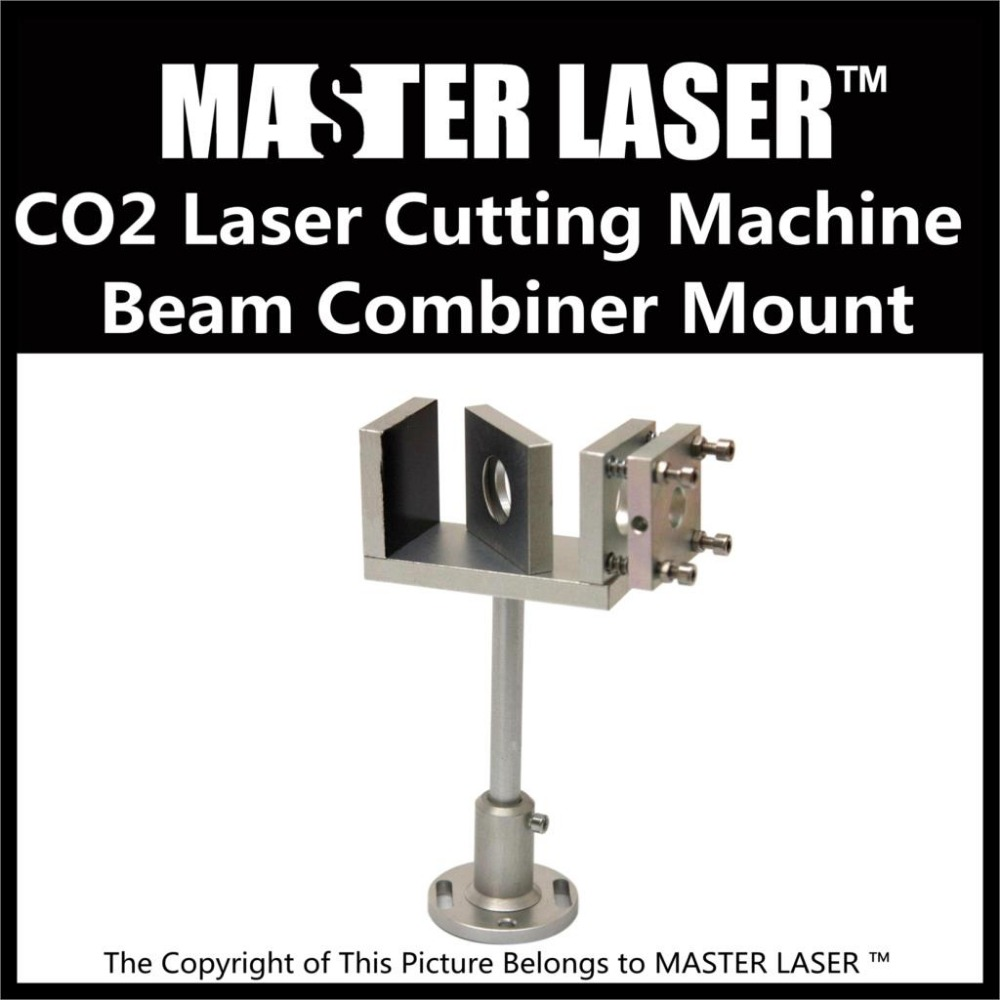 DIY for CO2 <strong>Laser</strong> Cutting Machine Red Beam Visible Tool Beam Combiner Mount Make CO2 <strong>Laser</strong> Seen by Naked Eyes