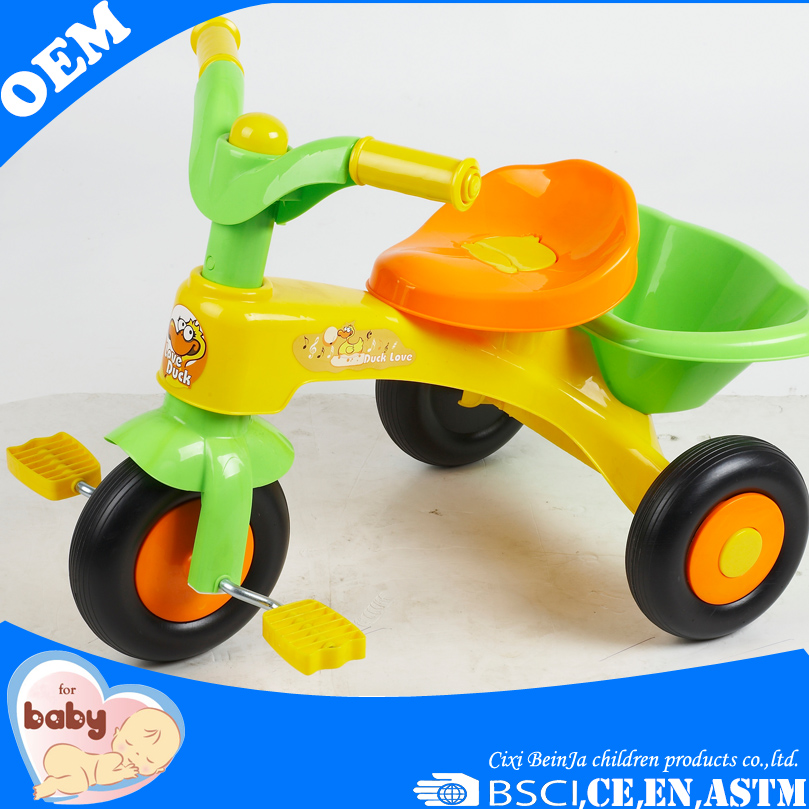 Wholesale Children Trike Cheap baby Tricycle kids tricycle in ride on car