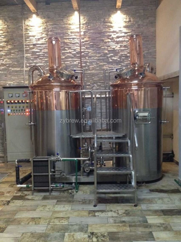micro brewhouse,beer production line 4BBL