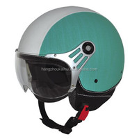 DOT certificate open face helmet for motorcycle scooter and street bike