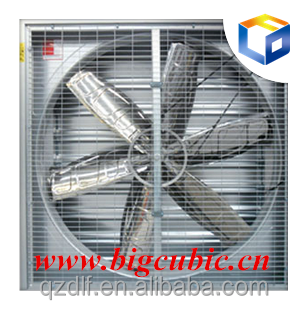 ventilation exhaust fan for poultry house/greenhouse