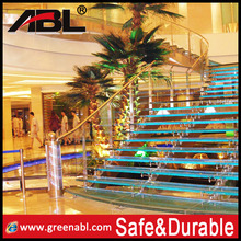 outdoor banisters and railings
