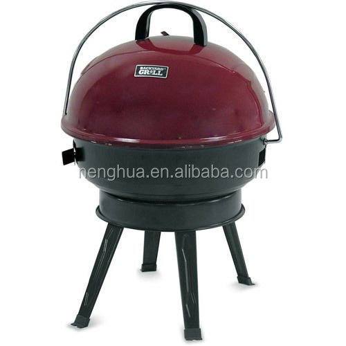 Charcoal Grill Portable BBQ Backyard Outdoor Camping Grill Barbeque Smoker