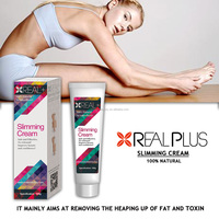 Extreme Real plus 3D Slimming Firming Cream Anti fat burn slimming cream natural body wrap slimming