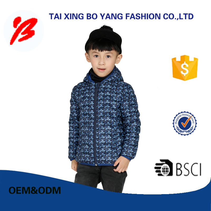 ultrathin winter clothing for wholesale kids