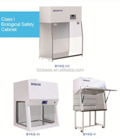 BYKG-III Class I biological safety cabinet,laminar flow cabinet,ductless fume hoods