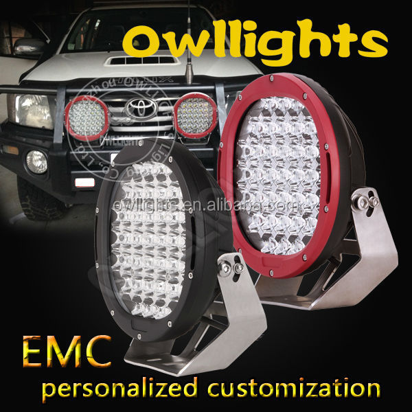 Aluminum Housing 4x4 LED Driving Light for SUV Auto Part 4x4 Offroad LED Lighting working lights for tractors