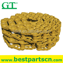 excavator spare parts track link assy, track link chain D7/D7G