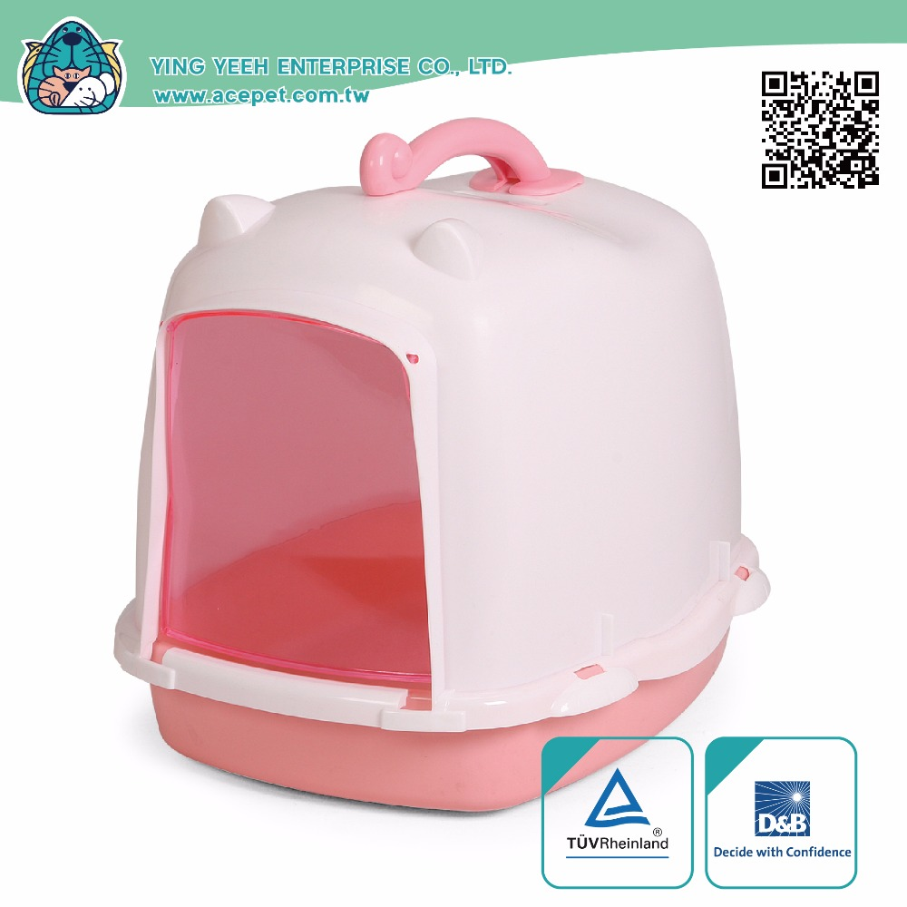 Cat Clean Up Products Dome covered new premium Cat Litter Box,cat litter pan with Scoop and Sifter