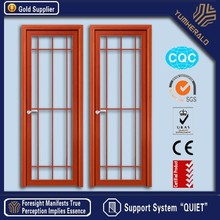 New Design Small Order Eco-Friendly Products Interior Office Doors with Windows
