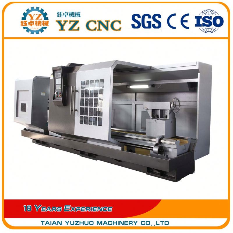 cnc lathe milling machine with factory cheap price