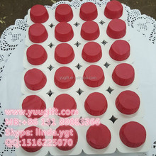 new design good price Wholesale paper muffin cups with tray / paper baking cups/greaseproof paper cupcake liners